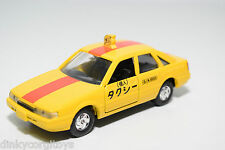 TOMICA DANDY TOMY MAZDA CAPELLA C6 TAXI YELLOW MINT CONDITION