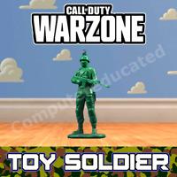 COD Call Of Duty Modern Warfare Warzone Toy Soldier Weapon Charm McFarlane DLC