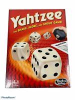 🔥 Yahtzee • Classic Dice Board Game • Hasbro • New • Free Shipping