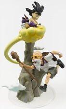 Bandai Dragon ball Z Imagination Gashapon Figure Part 8 Gokou Goku Master Roshi