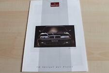 143922) Rover Mini 800 216 GSI - Pressespiegel - Prospekt 199?