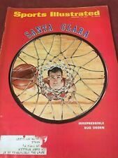 Santa Clara Basketball Sports Illustrated Feb. 1969 Bud Ogden Daytona Shocker