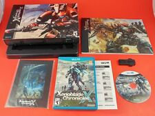 Xenoblade Chronicles X Special Edition (Wii U) [CIB Complete in Box] - Working