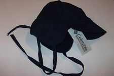 New - Columbia Youth Size L/Xl Trapper Hat W/ Fleece Lining - Usa Made - $27 Tag
