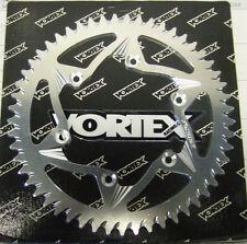 Vortex Motorcycle Rear Sprocket Silver 208-53 Yamaha YZ WR 125 250 400 426 450