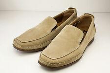 Mephisto 9 Tan Slip On Loafer Shoe Men's