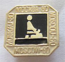 New listing MOCKBA- MOSCOU -MOSKAU - MOSCOW 1980 OLYMPIC GAMES JUDO PICTOGRAM PIN