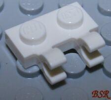 LEGO 4x platte 1x2 2 Clip 60470 grün Eg86