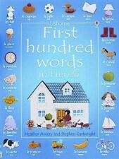 First Hundred Words in French by Amery, Heather