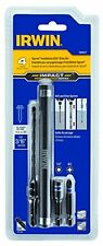IRWIN Tools 1888627 Impact Performance Series Concrete Screw Drill-Drive Install