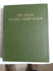 Ideal Stamp Album World 1915-1921