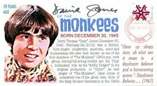 COVERSCAPE computer designed 70th anniversary birth of Monkee's Davy Jones cover