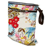 Planet Wise Waterproof Wet/Dry Bag Bag Your Wet Stuff Save Your Dry Stuff Flower