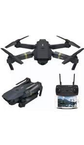 E58 Mini Drone Foldable Altitude Hold Quadcopter Drones with 1080p HD Camera