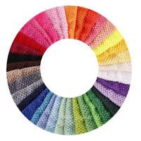 10x 1.5inch Crochet Tube Top Tutu Elastic Waistband Headband Hair band JCAU