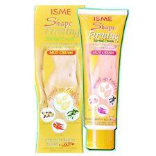 Isme Shape Firming Slim Herbal Hot Cream body Anti Cellulite Loss Fat 120g.