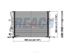 A/C Condenser Reach Cooling 31-4766