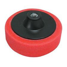 Silverline Spugna di lucidatura testa rossa 150mm Ultra-Soft Red