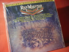 "MFSL 1-230 RICK WAKEMAN "" JOURNEY TO THE CENTRE "" (ANADISC-200GRAM VINYL/SEALED)"