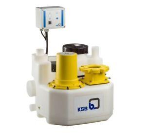 KSB Hebeanlage mini-Compacta U1.100D inkl. Rückschlag u. Akku 400V 29131504