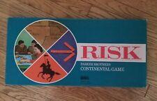 1968 Risk Board Game