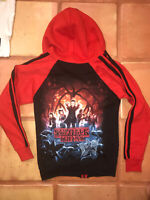 Universal Studios HALLOWEEN Horror Nights 2019 Stranger Things Hoodie Jacket XS
