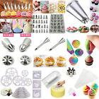 Multi Cake Icing Piping Nozzles Tip Converter Cupcake Sugarcraft Decorating Tool