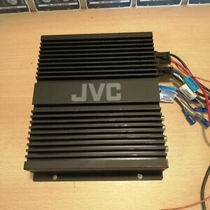 Vintage JVC KS-A154 4 ch Amplifier 50w x 2 +22w x 2 With cables Gti RS #43