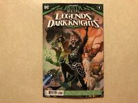DARK NIGHTS DEATH METAL Legends OT Dark Knights # 1 — 1st ROBIN KING — NM