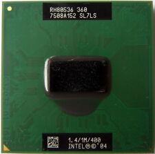 CPU Mobile Intel Celeron 360 1.4 GHz SL7LS M360 M 360 1.4/1M/400 socket 478