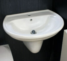 Unbranded Ceramic Wall Mounted Bathroom Sinks