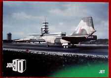 JOE 90 - JET - Card #22 - GERRY ANDERSON COLLECTION - Unstoppable Cards 2017
