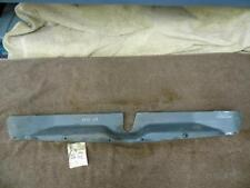 1966 VALIANT BARRACUDA FRONT LOWER GRILLE AIR SHIELD PANEL NOS MOPAR 2578125