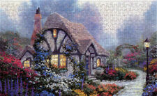 Jigsaw Puzzle 500 Piecs | 18*11 Inch | Cabin in the Forest