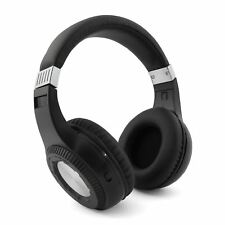 Bluetooth Wireless / Wired Headphones Stereo Headset Mic For Samsung iPhone iPad