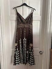 Ladies Ted Baker Dress BNWT - Size 4 - 100% Silk