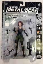 1998 Metal Gear Solid Meryl Silverburgh McFarlane Action Figure