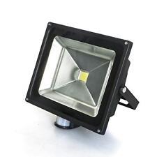 New listing Led Dawn Light Sensor,Outdoor Wall Waterproof Flood Light, Black 50-Watt Ty50 S7