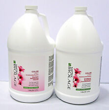 Matrix Biolage Color Last Care Shampoo Conditioner Gallon Set ColorLast 128 oz