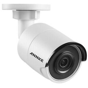 ANNKE 8MP 4K Video POE IP Security Camera Outdoor Waterproof Night Vision C800