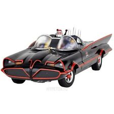 Revoltech DC Comics 1966 Batman Batmobile Articulated Action Figure