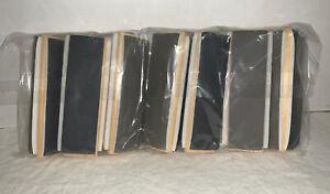 (7 Pcs )New Sanding Nail Polisher 3 Way Polish Wood Block Buffer