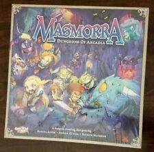 Masmorra Dungeons of Arcadia Board Game Core Game Box Set CMON NEW MINT