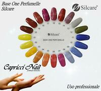 Base One Gel UV Base Perfumelle SILCARE - Color Nail Art Ricostruzione unghie
