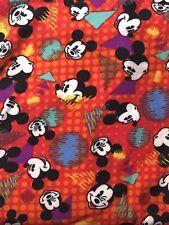 NWT LuLaRoe Disney Leggings OS One Size Winking Mickey Mouse Polka Dot 50088