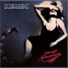 Scorpions Savage amusement (1988) [CD]