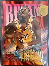 1996-97 Skybox Z-Force KOBE BRYANT RC #142 NBA Basketball Card