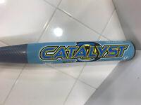 "Louisville Slugger TPS CATALYST Softball Bat - 30""/20 oz. - 2 1/4 Barrel"