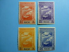 LOT 5289 TIMBRES STAMP POSTE AERIENNE MACAO MACAU ANNEE 1938
