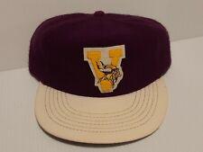 MINNESOTA VIKINGS VINTAGE CAP HAT (NOT PERFECT LOOK AT PICS)